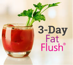 3 day-fat flush diet plan